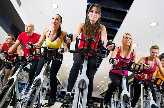 Another spin studio?! Swerve Fitness