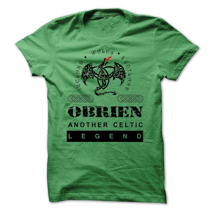 OBRIEN Another Celtic Legend.