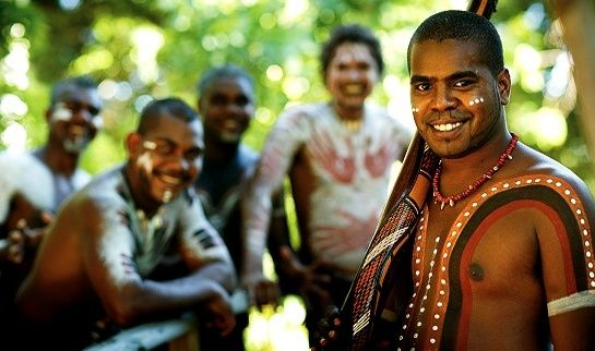the spanish and the afro aboriginal natives | Tjapukai Aboriginal Cultural Park showcases the culture of the native ...