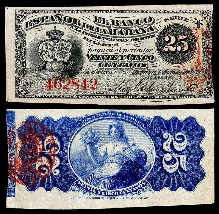 File:CUB-31a-El Banco Espanol de la Habana-25 Centavos (1872).jpg
