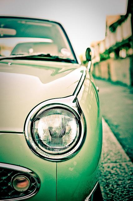 Dream Car - Nissan Figaro