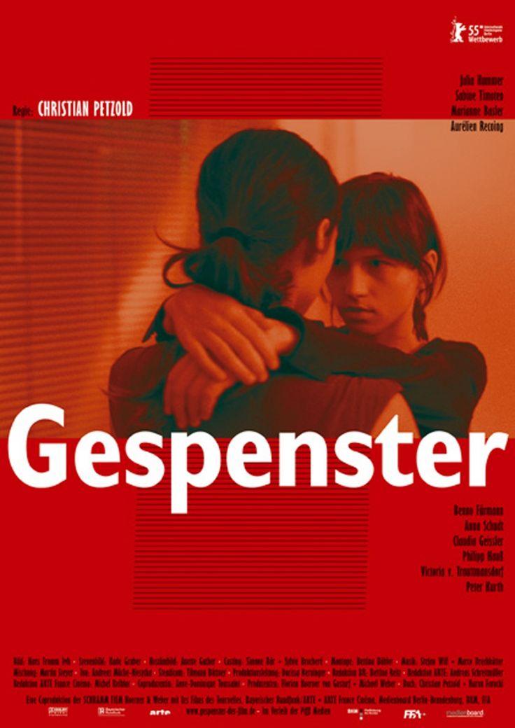 Hoy jueves 24 de octubree, Cine Alemán : Fantasmas . 19:00 horas  Director: Christian Petzold, 2005. Sala de Exposiciones UCSC, Caupolican 459, Concepción. Entrada liberada