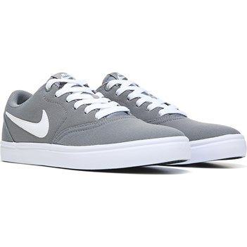 Nike Women's Nike SB Check Solar Canvas Skate Shoe at Famous Footwear