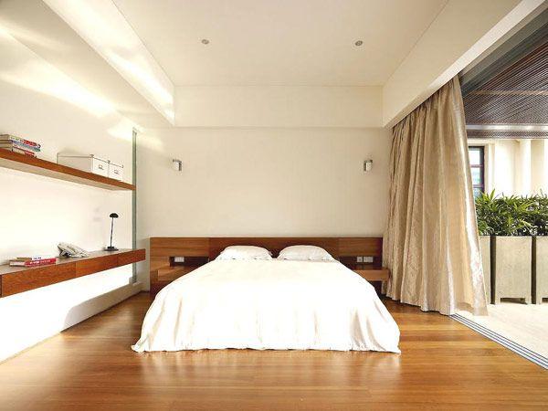 Quarto minimalista | Wood Second Chance