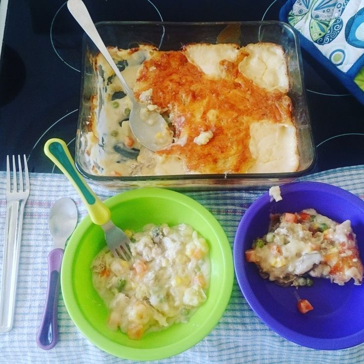 FRESH FISH PIE (AND HOW TO MAKE IT QUICKLY)