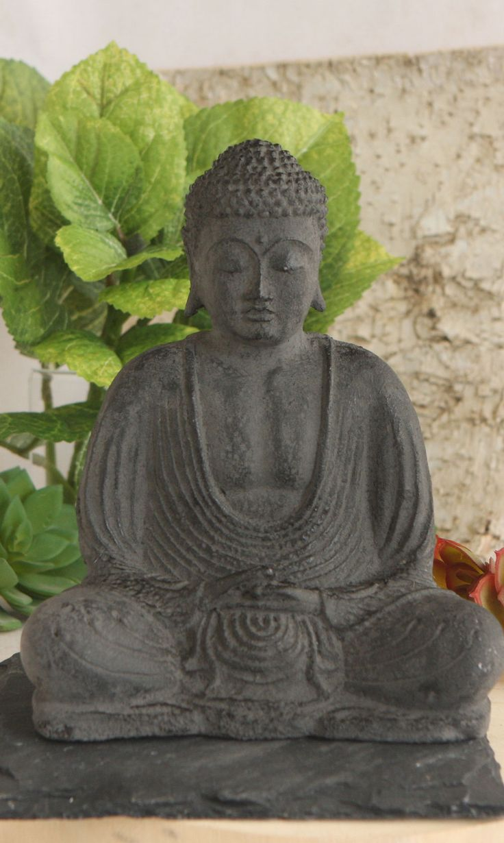 214 best images about buddha statues on pinterest for Outdoor buddha