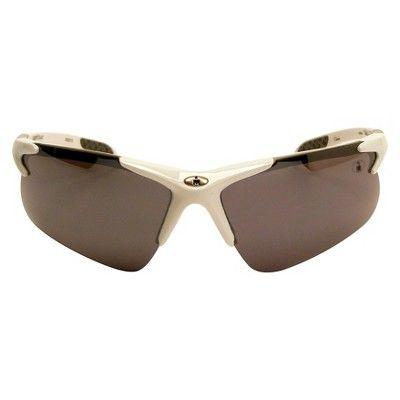 Men's Ironman Wraparound Sunglasses - White