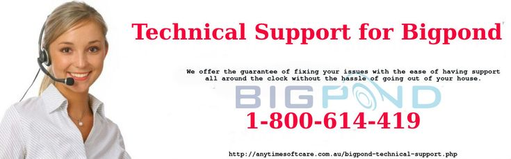 You might face Bigpond issues that can hinder your work. However, you can get guaranteed resolutions with 24*7 live at Telstra Email Support Number. Some of the issues for which you can dial toll-free no. 1-800-614-419 are mentioned below: - • Sign Up and Log in Issues • Problem while accessing Bigpond mail Account • Unwanted or spam mails • Proper email settings