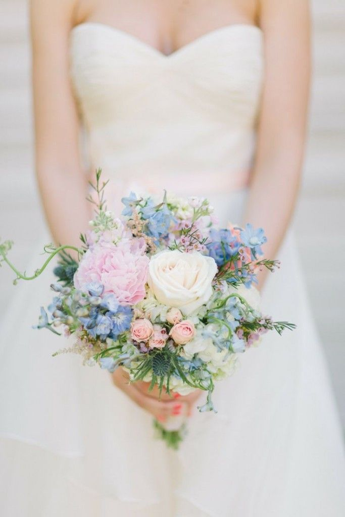Spring Wedding Bouquets,Pastel bridal Bouquet 1 - I take you | Wedding Dresses | Wedding Readings | Wedding Theme
