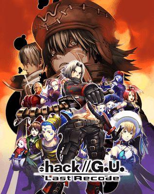 Trailer de lanzamiento de .hack//G.U. Last Recode