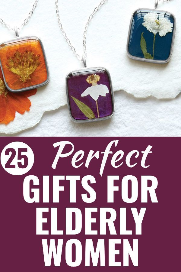 Gifts For Elderly Women