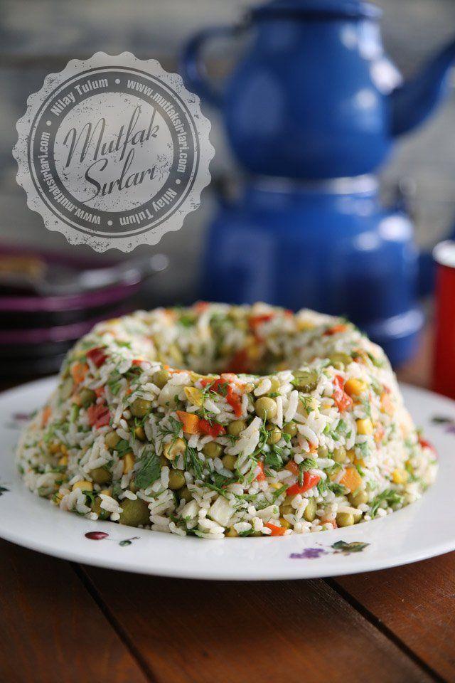Pirinç Salatası Tarifi | Mutfak Sırları