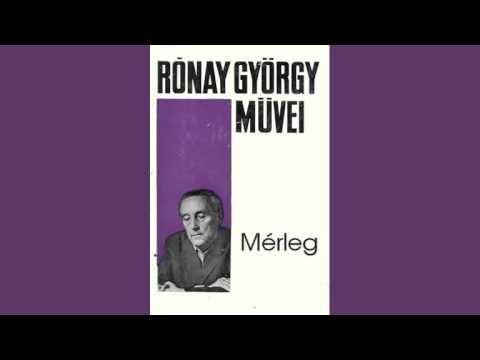 Rónai György - Mérleg