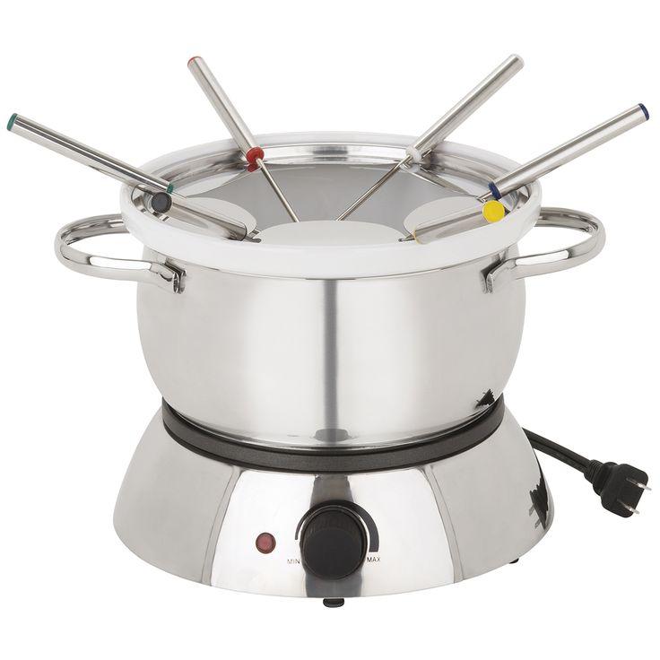 Alto electric fondue set