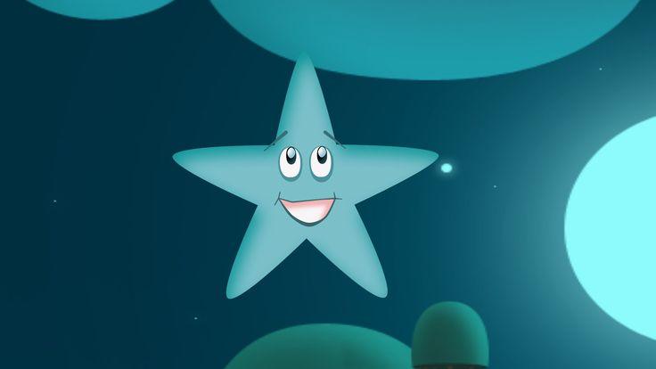 Twinkle Twinkle Little Star-Nursery Rhyme Lullaby in HD