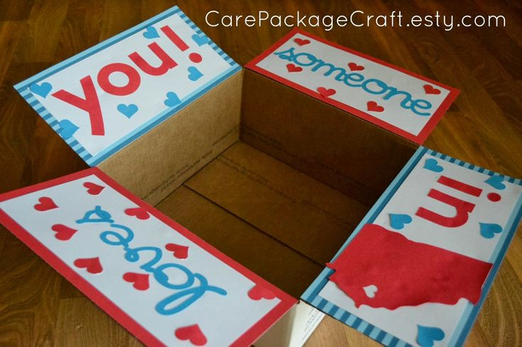 military care package decorating ideas - Google Search