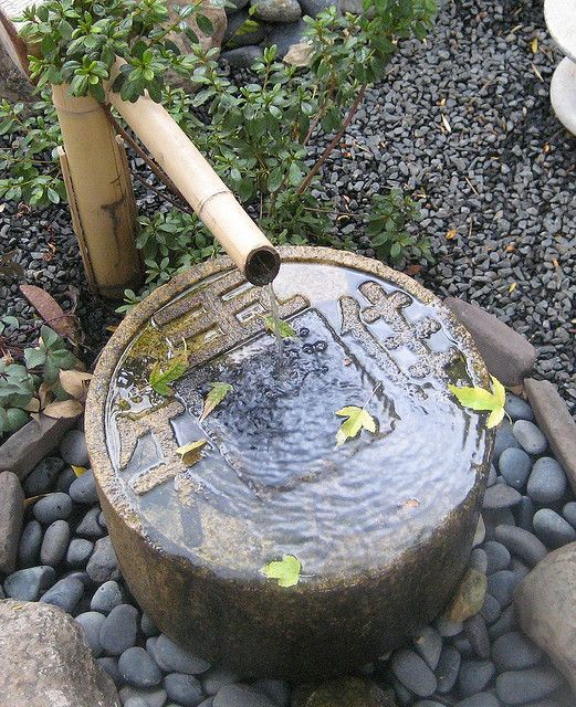 """~ Great """"Over flow"""" idea for a rain collection barrel ~"""