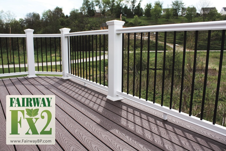 porch deck railing vinyl composite aluminum systems specialty accessories post sleeves wraps glass uk home depot menards