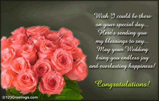 wishes for wedding | Wedding Wishes Cards