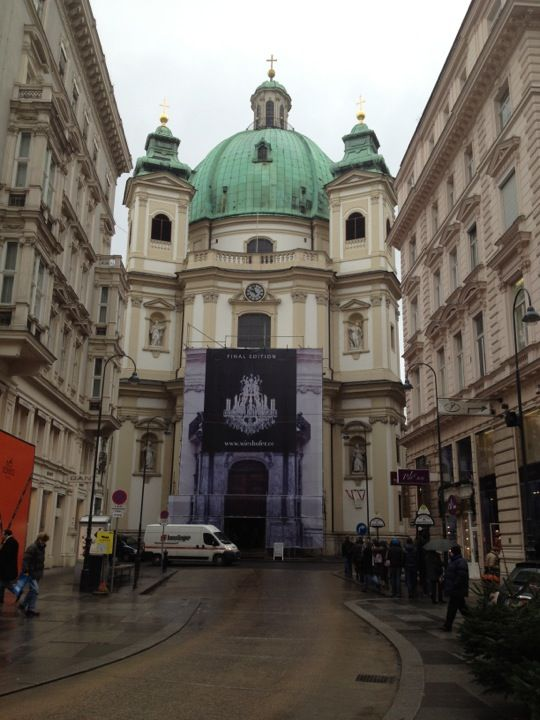Peterskirche in Wien, Wien