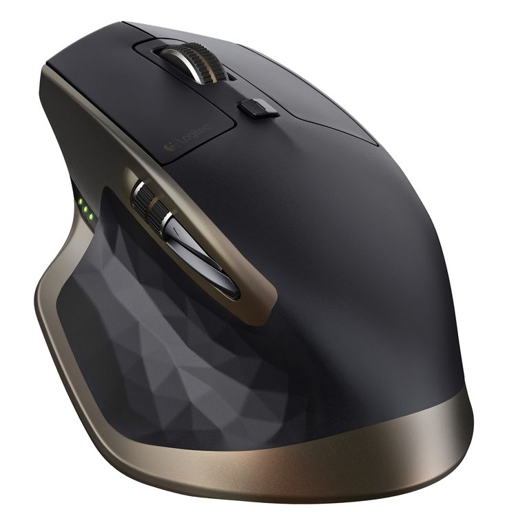 Logitech Unveils its Most Advanced Wireless Mouse