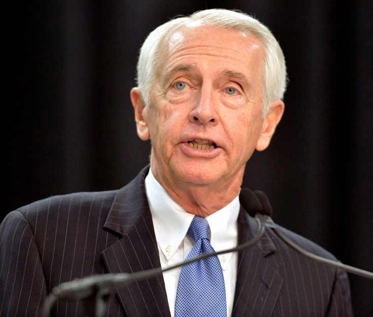 Democrats have tapped former Gov. Steve Beshear to deliver the party's response to President Donald Trump's address to a joint session of Congress Tuesday night, highlighting the Kentucky Democrat's efforts to expand health care coverage under the law Republicans are determined to repeal and replace.