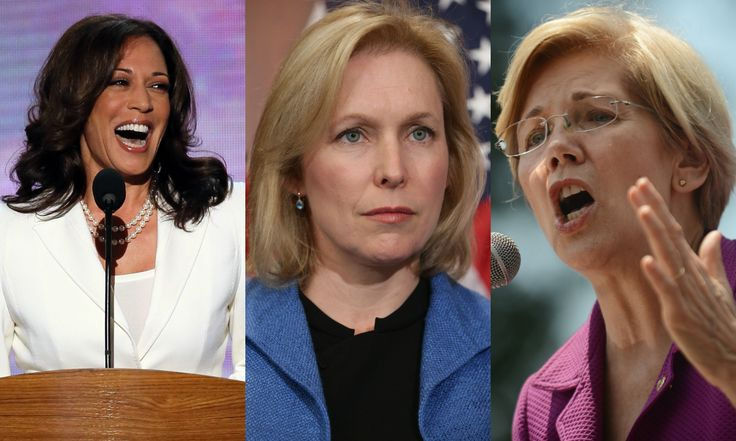 These Women Could Beat Trump in 2020, So Naturally They're Being Attacked Like Hillary Clinton===Female candidates may have an unprecedented opportunity to win office in the age of Donald Trump.