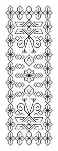 Blackwork patterns