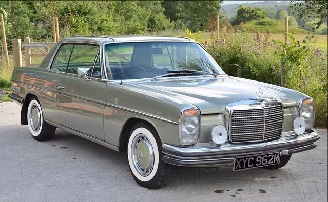 Stunning Club Members W114 Coupe Mbpetrolhead Mercedes Benz