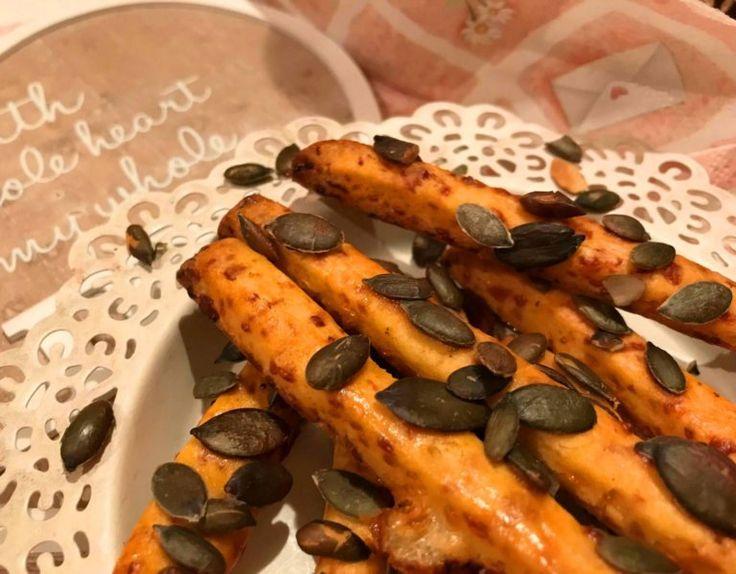 Ropi házilag: Mediterrán feta sajtos tökmagos ropi | Mediterrán ételek és egyéb finomságok...
