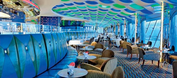 Skyview Bar - Cocktail Bar in Dubai | Burj Al Arab, Jumeirah- Drinkers shell out $4,000 for a few sips of the golden Macallan 55-year-old Single Malt Whisky at Dubai's Skyview Bar.