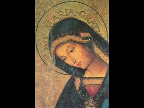 CANTEMOS A MARÍA EN EL DÍA DE SU NACIMIENTO Schubert - Ave Maria (Opera)- 8 de Septiembre -