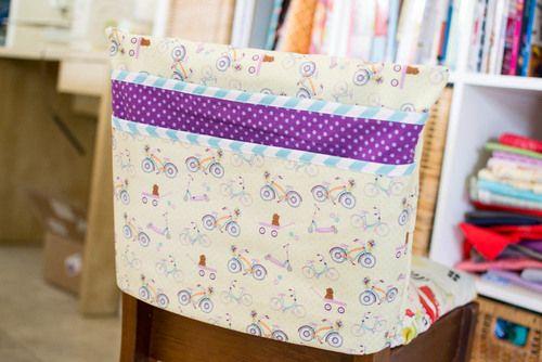 Cucire tasche Sedia per una Classe! (il senso fast & easy) - SewCanShe   Free Daily cucire Tutorial