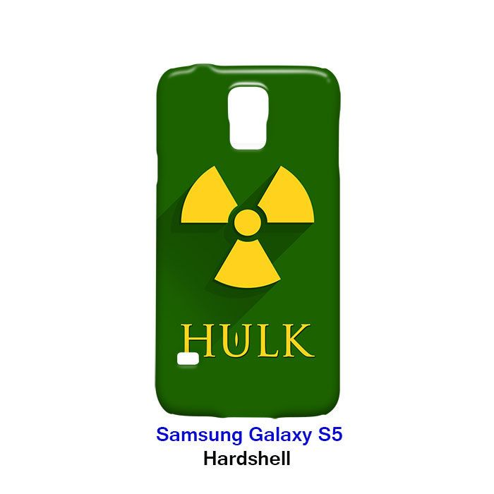 Hulk Superhero Samsung Galaxy S5 Hardshell Case