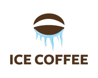 Logo Design - Ice Coffee