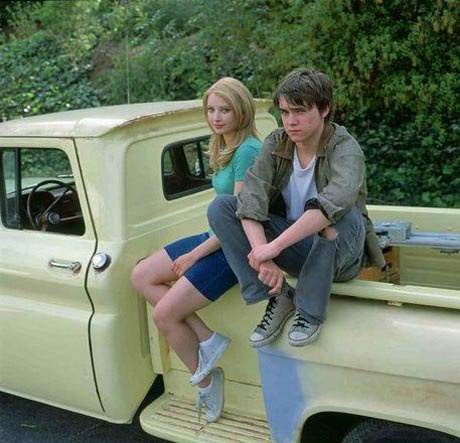 """Own a yellow pick up truck like the one in the movie """"Keith"""""""