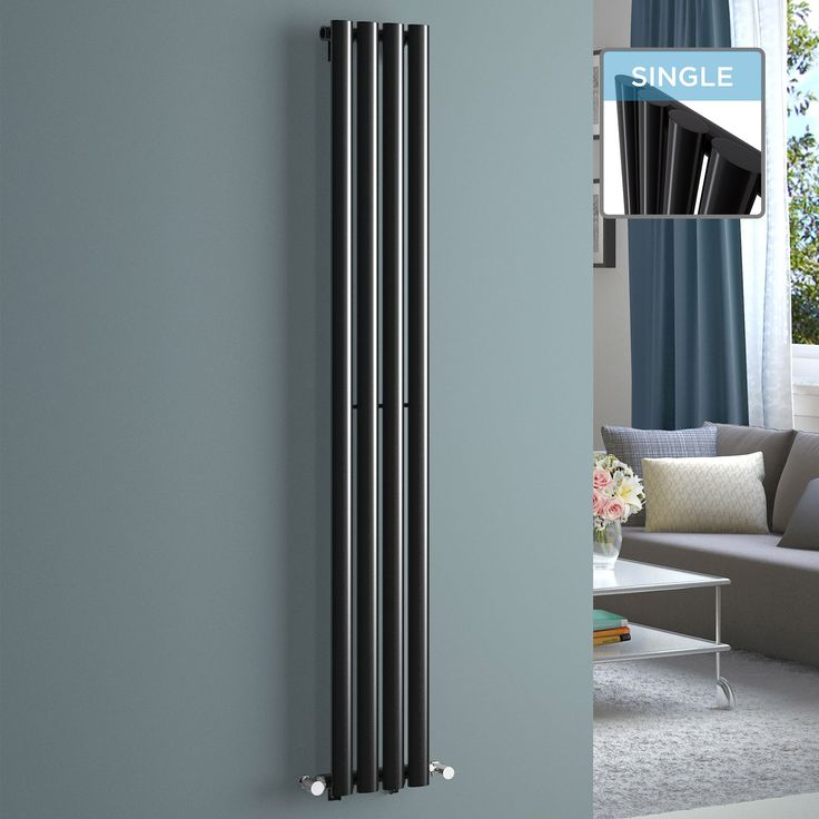 Radiator Ideas - Vertical Radiators   Column Radiators   Tall Radiators - BathEmpire