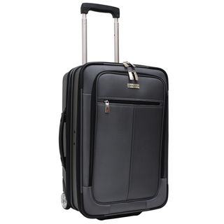 Traveler's Choice Siena 21-inch Hybrid Garment Bag Carry On Upright Suitcase | Overstock™ Shopping - Great Deals on Traveler's Choice Carry On Upright Luggage