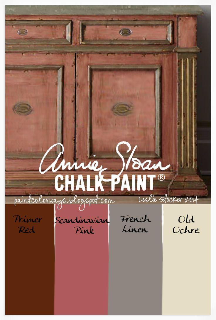 Wood Color Paint 208 Best Chalk Paintr Color Mix Stylish Patina Images On