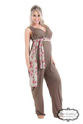 Be Mammy-Roupas de Gestantes: Moda Gestante - Estampa Floral para o Inverno 2012