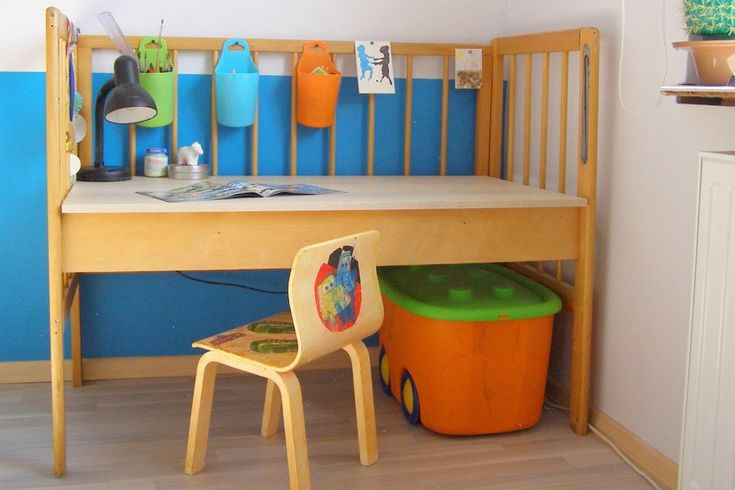 Переделки детской кроватки. Обсуждение на LiveInternet - Российский Сервис Онлайн-Дневников
