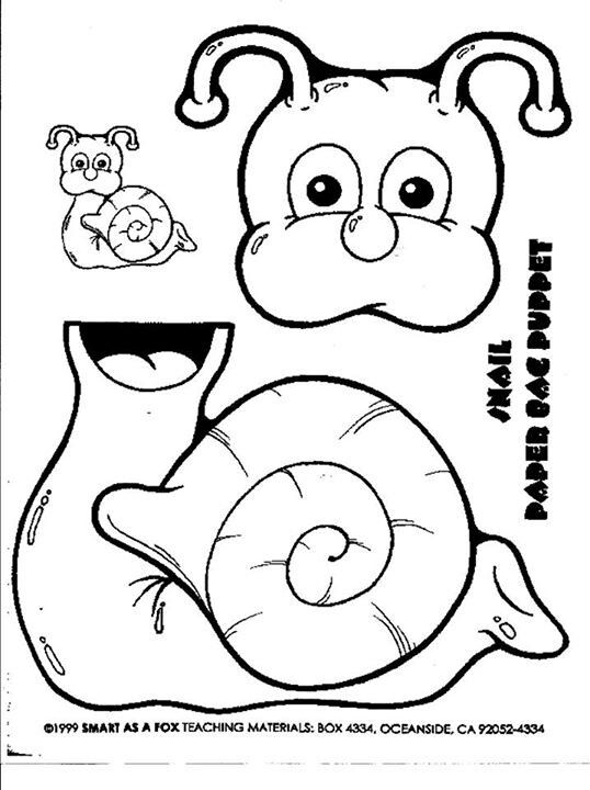 127 best images about csoportjel csigabiga on pinterest for Puppet coloring pages