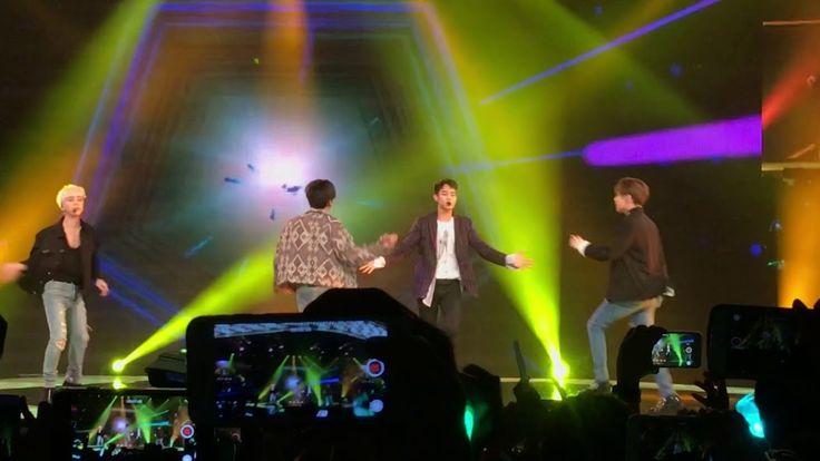 171124 - Shilla Beauty Concert - Jonghyun, Key, Minho & Taemin - 1 of 1
