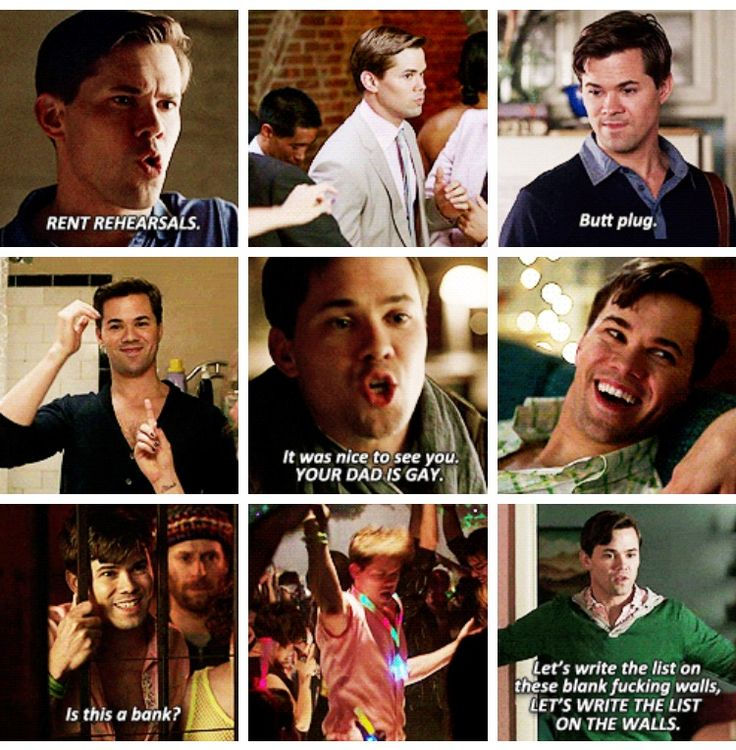 Andrew Rannells as Elijah from Girls
