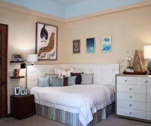 Cool Contemporary Kids Room Ideas Suitable For Teen Bedroom Decorating Ideas Used Minimalist Interior Decorated With Wooden Furniture Ideas