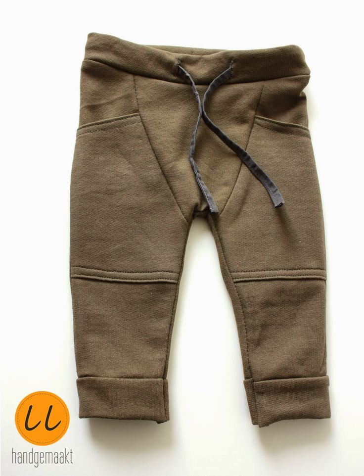 broekje jongen naaien | sewing boy pants