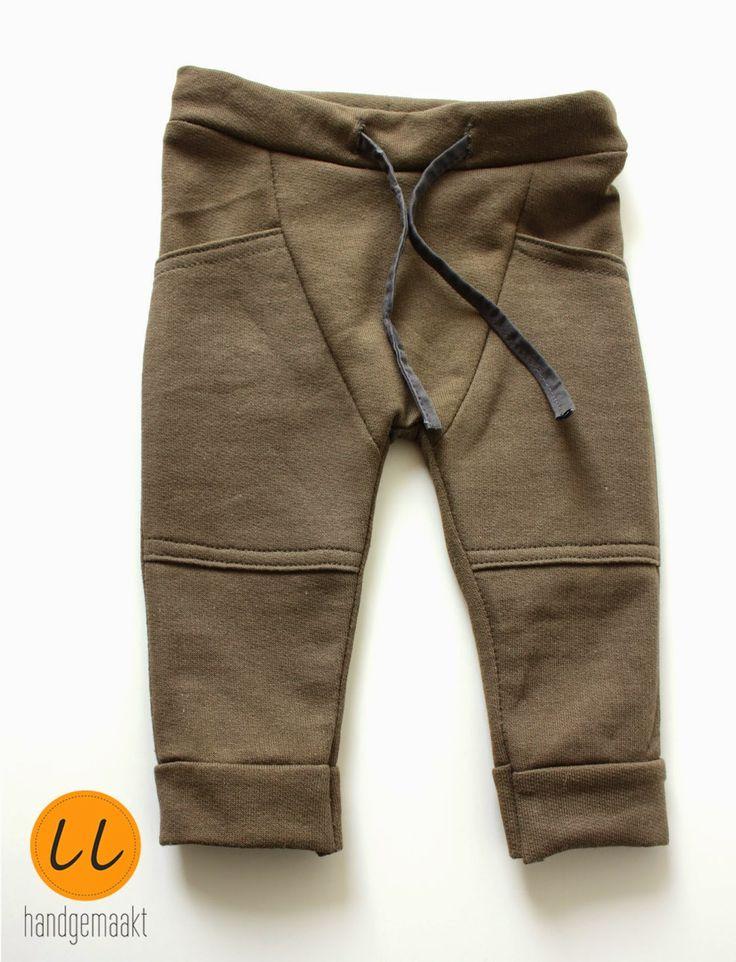 broekje jongen naaien | sewing boy pants