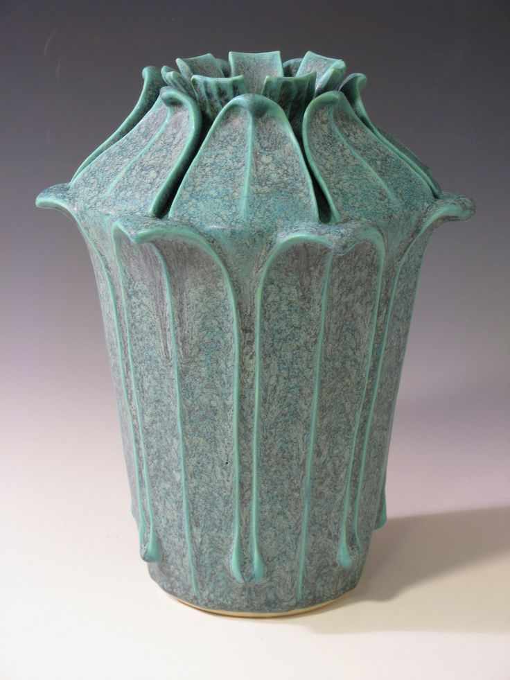Jemerick Art Pottery - Arts & Crafts - Craftsman - Bungalow - Home