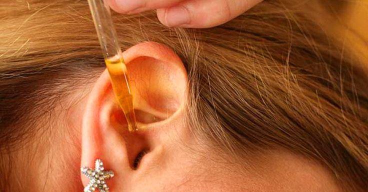 2 капли в ухо и ваш слух улучшится до 90%!