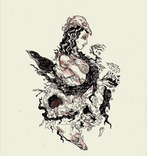 Deafheaven, Roads To Judah art